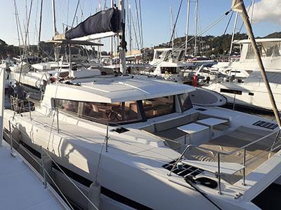 Sail Catamarans for Sale 2016 Bali 4.0