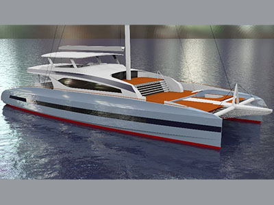 New Catamarans for Sale CAYMAN 100