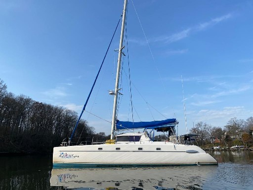 Used Sail Catamaran for Sale 2003 Belize 43 Maestro