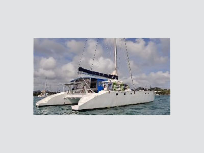 Used Sail Catamaran for Sale 2009 Sourisse 52