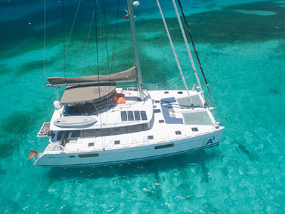 Used Sail Catamaran for Sale 2016 Lagoon 560 S2