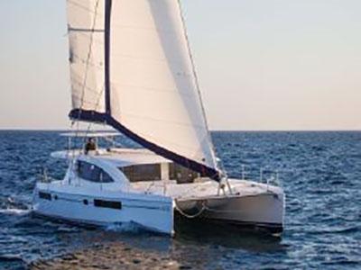 Sail Catamarans for Sale 2015 Leopard 48