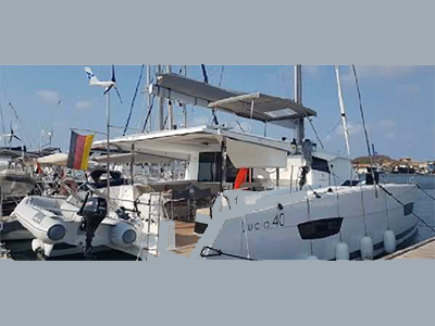 Used Power  for Sale 2018 LUCIA 40