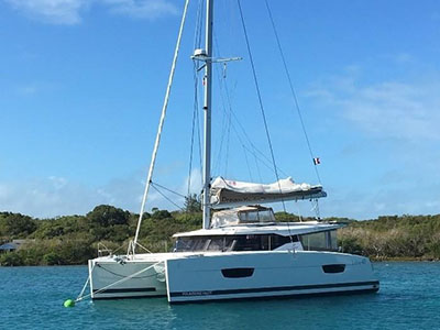 Sail Catamarans for Sale 2019 LUCIA 40