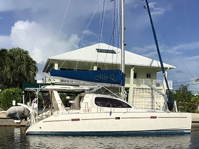 Sail Catamarans for Sale 2006 Leopard 40