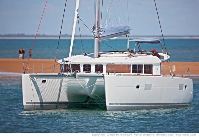 Used Sail Catamaran for Sale 2010 Lagoon 400