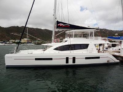 Sail Catamarans for Sale 2015 Leopard 58