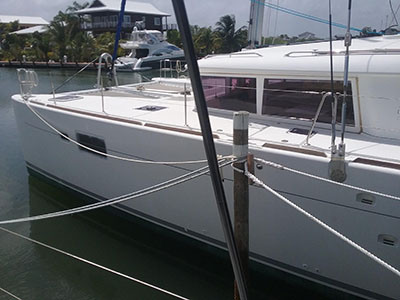 Used Sail Catamaran for Sale 2012 Lagoon 450