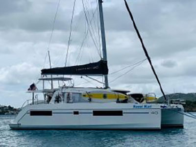 Sail Catamarans for Sale 2018 Leopard 40