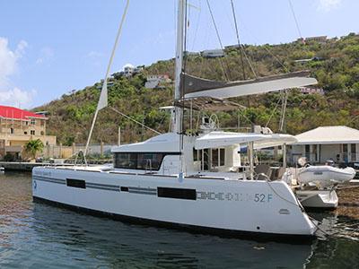 Sail Catamarans for Sale 2017 Lagoon 52