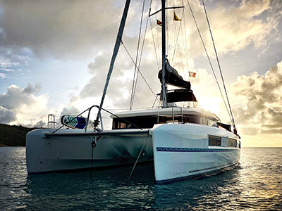 Sail Catamarans for Sale 2019 Lagoon 50