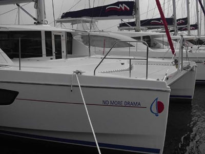 Sail Catamarans for Sale 2015 Leopard 44