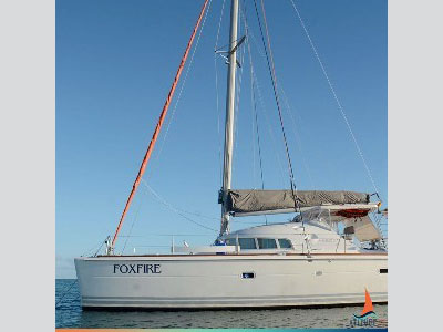 Used Sail Catamarans for Sale 1999 Lagoon 410