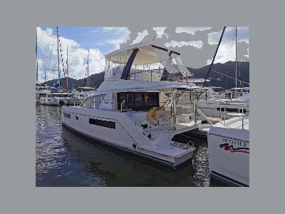 Power Catamarans for Sale 2016 Leopard 43 PC
