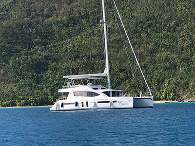 Sail Catamarans for Sale 2018 Leopard 58