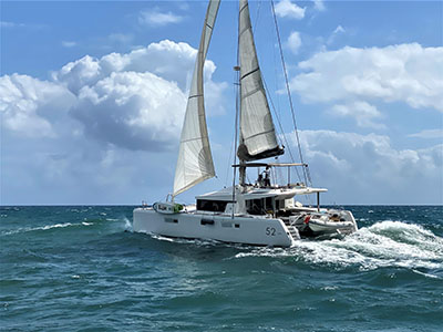Sail Catamarans for Sale 2014 Lagoon 52 F