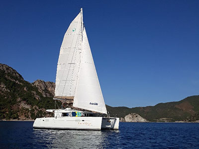 Sail Catamarans for Sale 2014 Lagoon 450