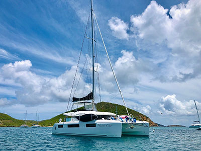 Used Sail Catamarans for Sale 2020 Lagoon 50