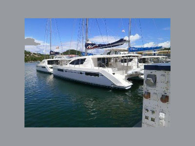 Sail Catamarans for Sale 2015 Leopard 48