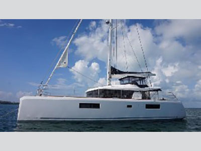 Used Sail Catamarans for Sale 2018 Lagoon 52 S