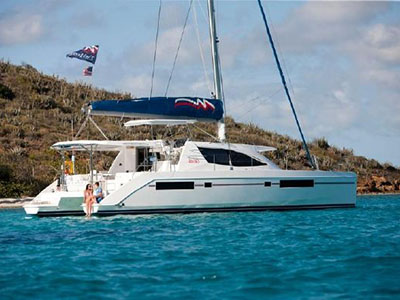 Sail Catamarans for Sale 2013 Leopard 48