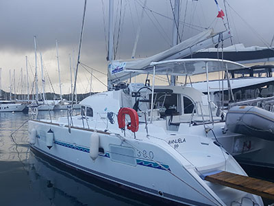 Used Sail Catamarans for Sale 2015 Lagoon 380 S2