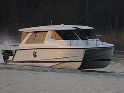 New Power Catamarans for Sale 2020 AQUILA 36 EXCURSION