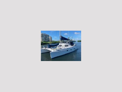 Used Sail Catamaran for Sale 2008 Manta 42 MkIV