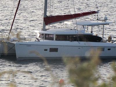 Sail Catamarans for Sale 2009 Lagoon 420