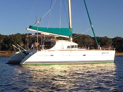 Used Sail Catamarans for Sale 2003 Lagoon 410