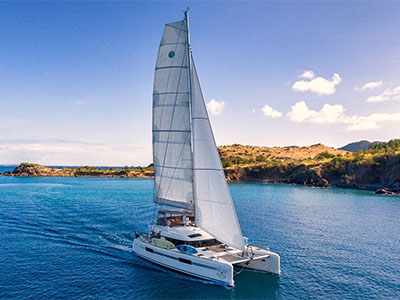 Sail Catamarans for Sale 2017 Lagoon 52 F
