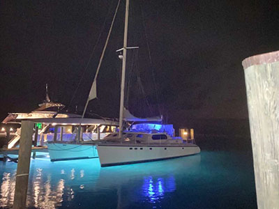 Sail Catamarans for Sale 1999 Simonis 65