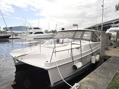 New Power Catamaran for Sale 2020 Freestyle 399 Power