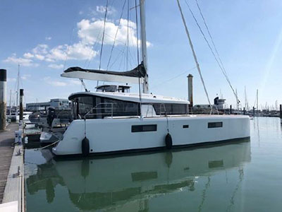 Sail Catamarans for Sale 2018 Lagoon 52 S