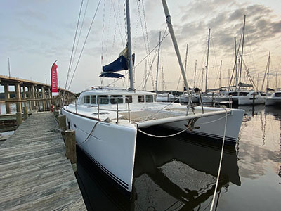 Sail Catamarans for Sale 2007 Lagoon 440