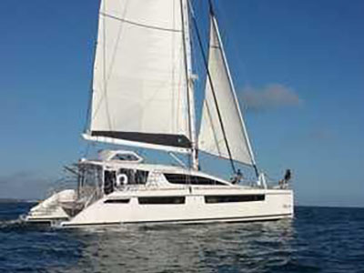 Used Sail Catamaran for Sale 2014 Privilege 515