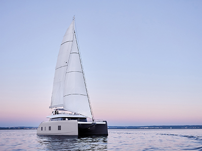 Launched Sail  for Sale  Sunreef 80