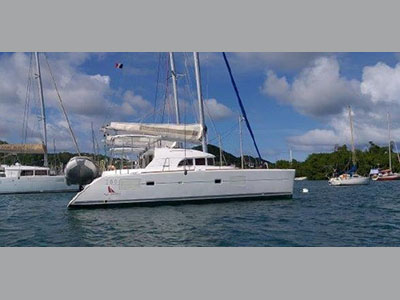 Used Sail  for Sale 2012 Lagoon 380