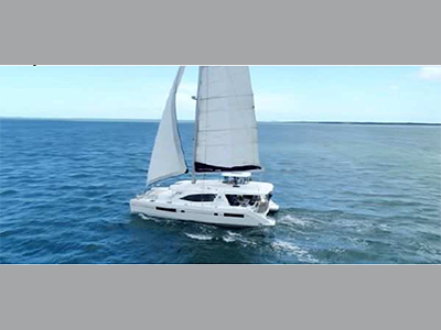 Used Sail Catamarans for Sale 2018 Leopard 48