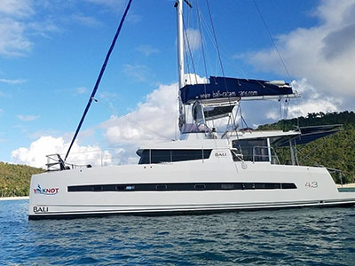 Sail Catamarans for Sale 2015 Bali 4.3