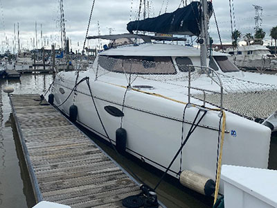 Sail Catamarans for Sale 2006 Lavezzi 40