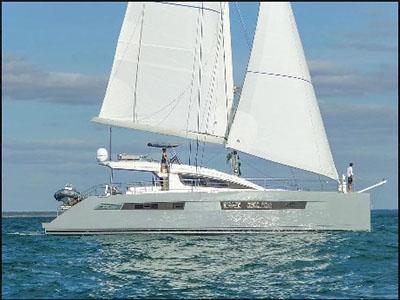 Used Sail Catamaran for Sale 2017 Serie 6