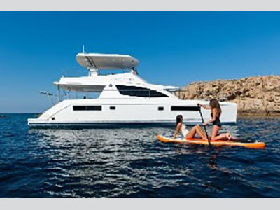 Power Catamarans for Sale 2017 Leopard 51PC