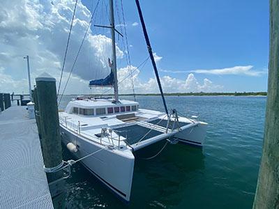 Sail Catamarans for Sale 2009 Lagoon 500