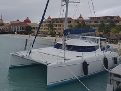 Used Sail Catamarans for Sale 2005 Lavezzi 40