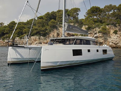 Sail Catamarans for Sale 2020 Nautitech 46 Open