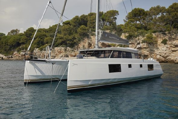 New Sail Catamaran for Sale 2020 Nautitech 46 Open