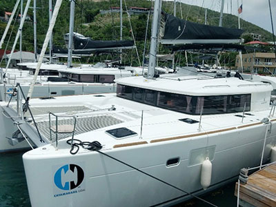 Sail Catamarans for Sale 2019 Lagoon 450