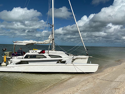 Used Sail Catamarans for Sale 2006 Telstar 28