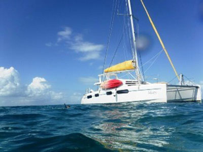 Sail Catamarans for Sale 2007 Leopard 46
